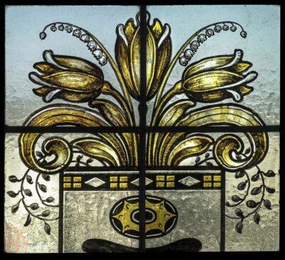 Kolorowe Okna – wystawa Marii Różańskiej w Inowrocławiu